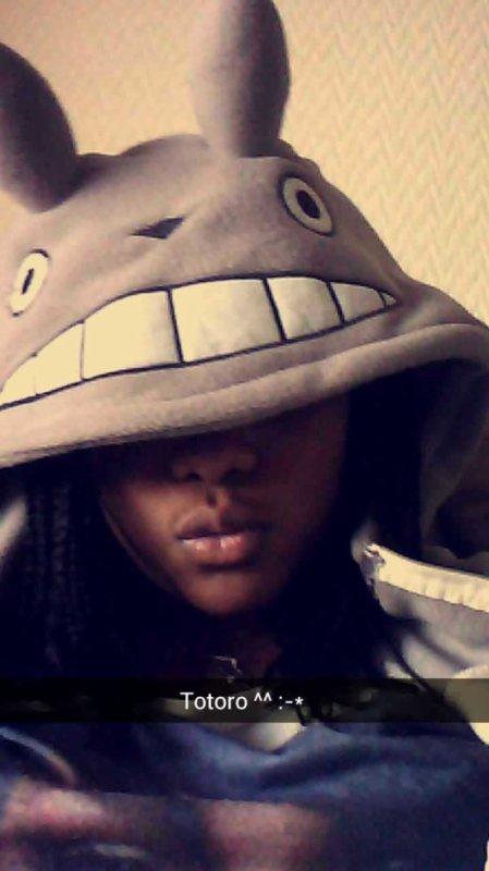 Moi + Totoro