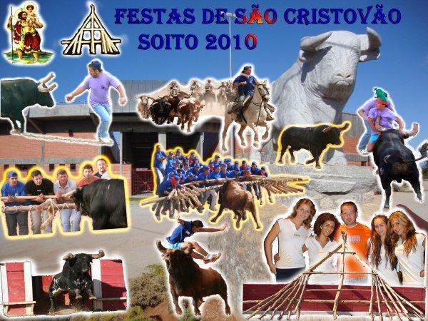 DVD ESPECIAL FESTAS DE SAO CRISTOVAO SOITO 2010 !!!