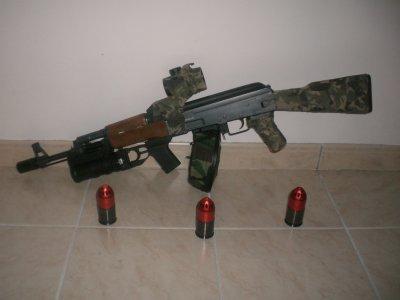 AK47 Modifié de Gualopin