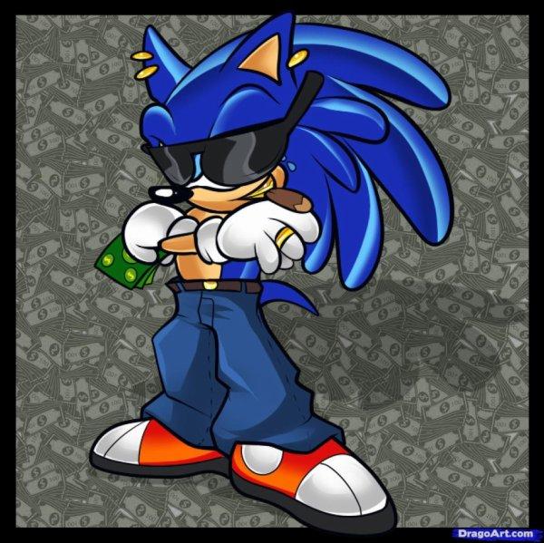 Sonic le hérisson bleu