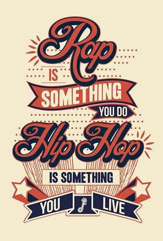 Image de phrase Hip-Hop
