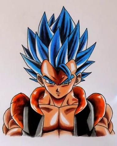 Héro de Dragon Ball Z