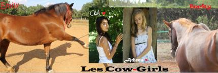 un peux de pub pour les cow-girl du 83