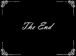 It's the end but it's the beginning to...