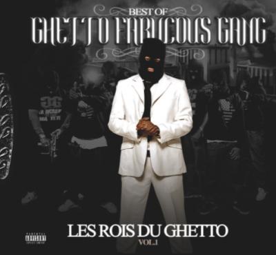 """LE BEST OF GHETTO FABULOUS GANG """"LES ROIS DU GHETTO"""" DOUBLE CD 2 POCHETTES AUX CHOIX"""