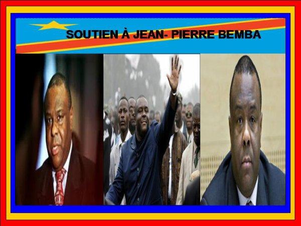 Armand Vision News:  SOUTIEN À JEAN-PIERRE BEMBA