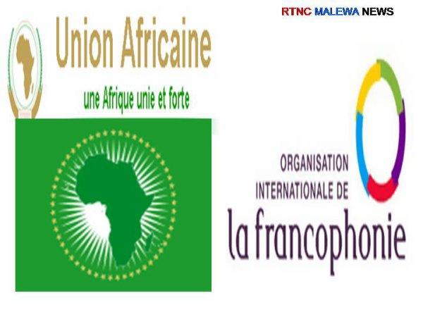 RTNC MALEWA NEWS: A QUOI SERVENT L'UNION AFRICAINE ET LA FRANCOPHONIE EN AFRIQUE?