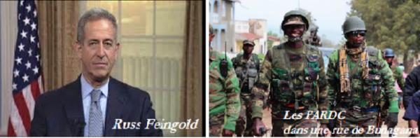 Guerre du Congo/Etats-Unis : Entre embarras des Américains et inquiétudes