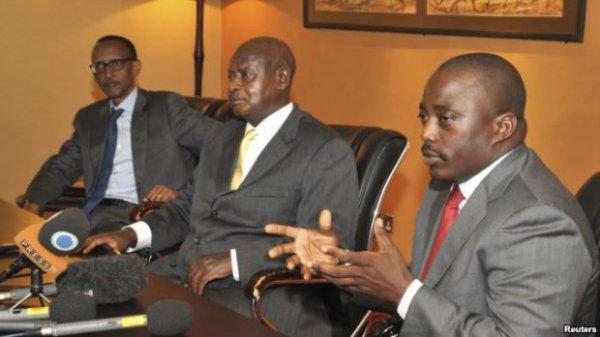 RD Congo : Faudra-t-il négocier la paix avec le M23 en pleine débandade, ou avec ses parrains rwandais et ougandais ?