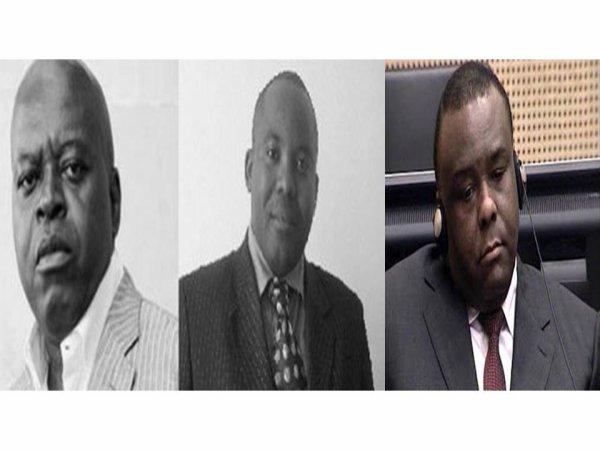 Première comparution de Fidèle Babala Wandu, Aimé Kilolo Musamba et Jean-Pierre Bemba Gombo devant la CPI