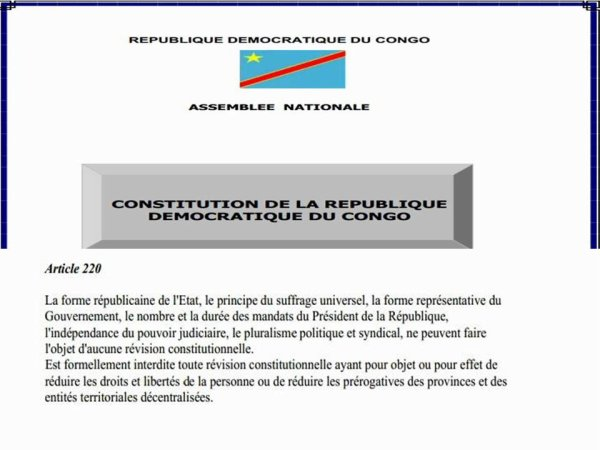 Présidentielle 2016 en RDC :  Joseph Kabila respectera-t-il la constitution ?