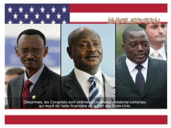 Les trois Mousquetaires au service des Occidentaux