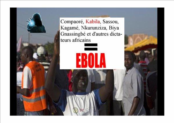 BRAVO LES BURKINABÉS !!! IL RESTE D'AUTRES PAYS AFRICAINS D'AMBOITE LES PAS