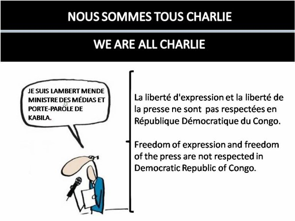 NOUS SOMMES TOUS CHARLIE, WE ARE ALL CHARLIE