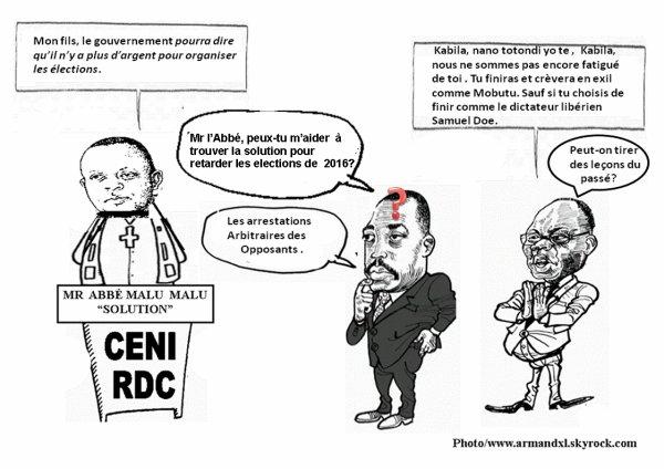 RDC: Kabila pense-t-il déjà au départ ?