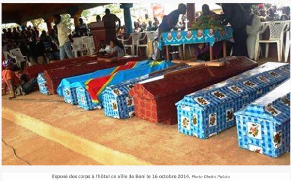 RD Congo - Massacres de Beni : Un Etat qui tue sa propre population ?
