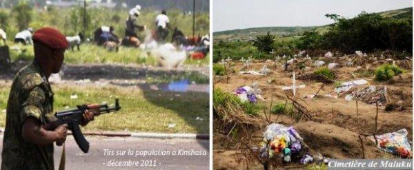RD Congo – Maluku : La révolte des macchabés