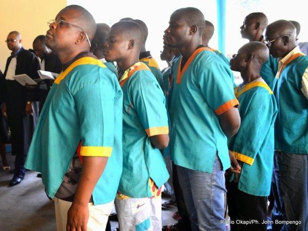 Kinshasa : le procès des adeptes de Mukungubila renvoyé à jeudi 14 mai
