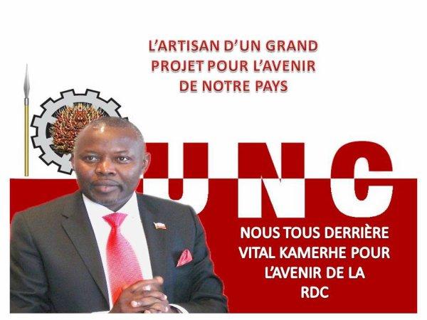 ARTISAN D'UN GRAND PROJET POUR L'VENIR DE NOTRE PAYS