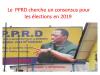Le PPRD CHERCHE UN CONSENSUS POUR LES ÉLECTIONS EN 2019