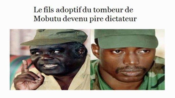 17 Mai 1997 - 17 Mai 2016:  Le fils adoptif du tombeur de Mobutu devenu pire dictateur