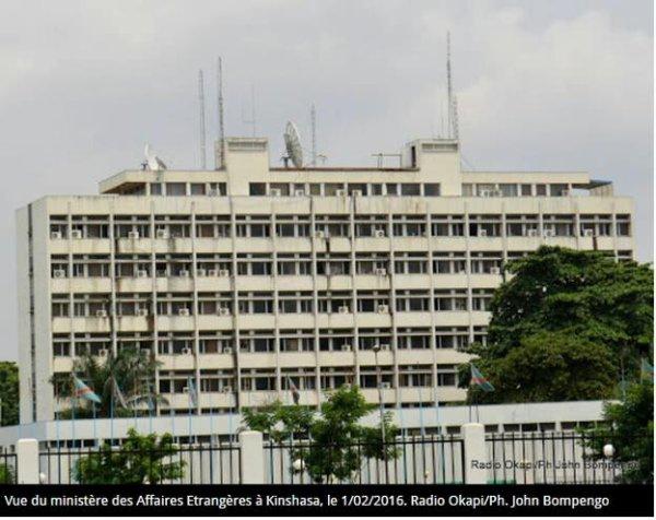 Plus de 600 familles de diplomates congolais bloquées à l'étranger