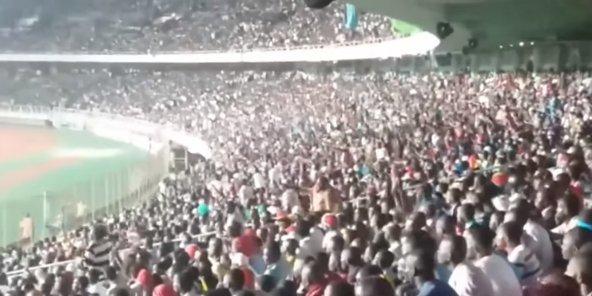 KABILA OYOKAKA TÉ, MATOYI MANGONGI: quand les stades exhortent Kabila à partir
