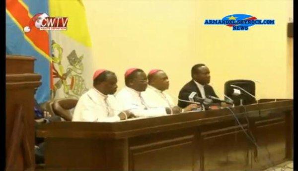 RDC NEWS DU 08 DECEMBRE 2016: Négociation de la dernière chance entre la MP et le RASSEMBLEMENT