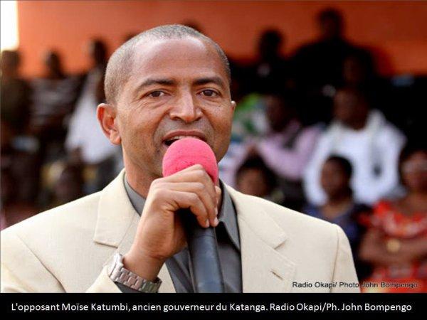 RDC : Moïse Katumbi salue un « accord historique »