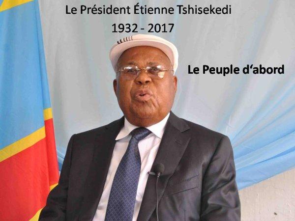 Etienne Tshisekedi, opposant historique en République démocratique du Congo, est décédé mercredi à Bruxelles.