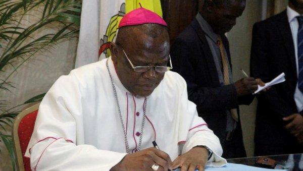 RDC: pour la CENCO, «il y a urgence» à boucler les négociations