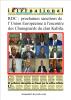 RDC :  prochaines sanctions de l'Union Européenne à l'encontre des Charognards du clan Kabila.