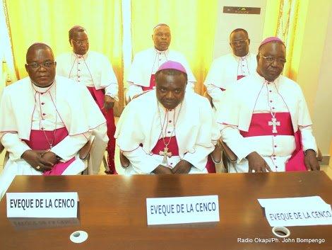 RDC: la CENCO demande aux prêtres d'encadrer les laïcs qui veulent marcher