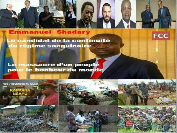RDC: Le massacre d'un peuple pour le bonheur du monde