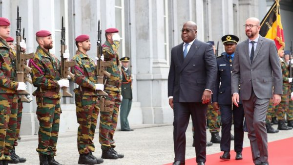 Le Président Félix Tshisekedi concrétise à Bruxelles le réchauffement belgo-congolais