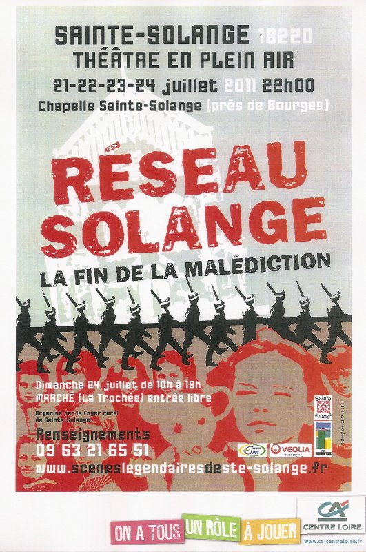 ARTICLE  169   -  AFFICHE SPECTACLE