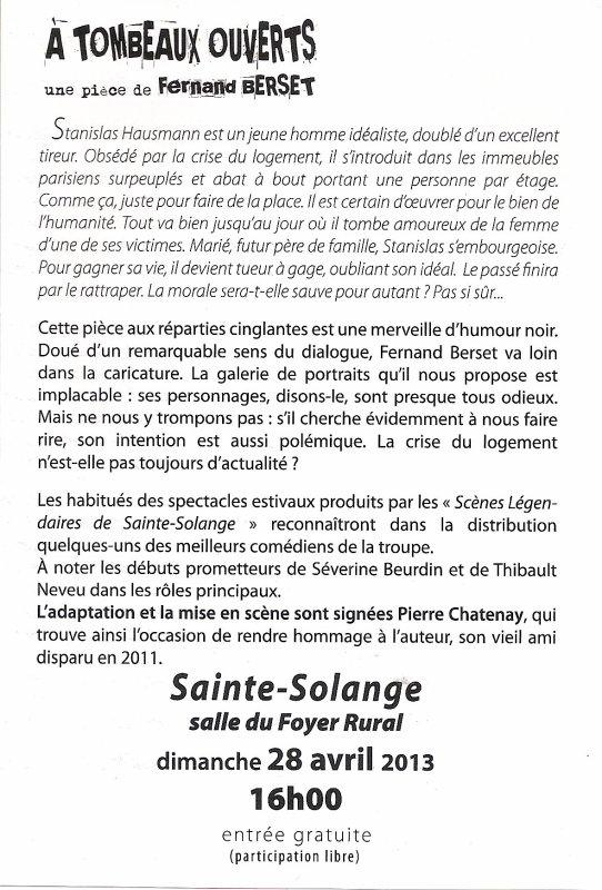 ARTIARCLE 541 - PIECE THEATRE JOUEE PAR LES COMEDIENS DES SCENES LEGENDAIRES