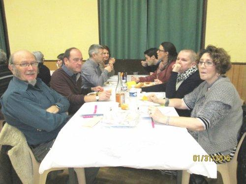 ARTICLE 770 - SOIREE DU 31 JANVIER 2015
