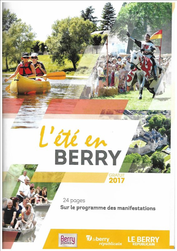 ARTICLE 1047 - L'ETE EN BERRY