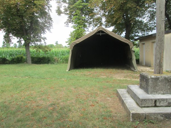 ARTICLE 1077 - INSTALLATION CHAPELLE