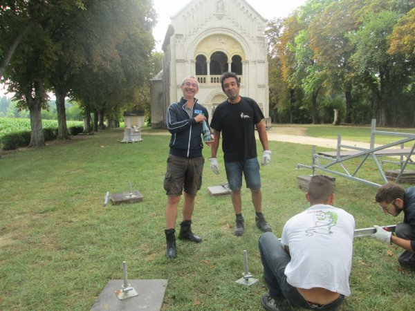 ARTICLE 1079 - INSTALLATION CHAPELLE