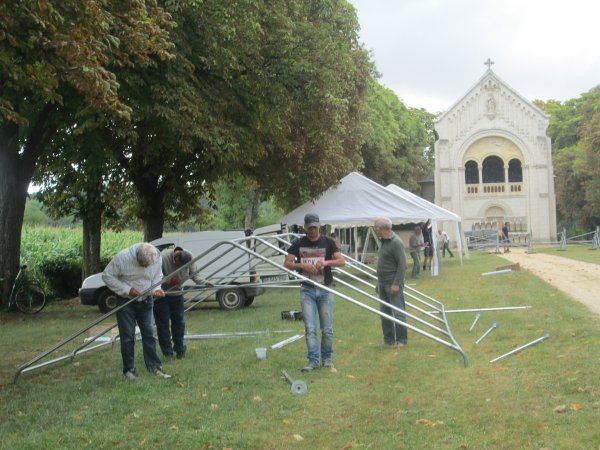 ARTICLE 1080 - INSTALLATION CHAPELLE