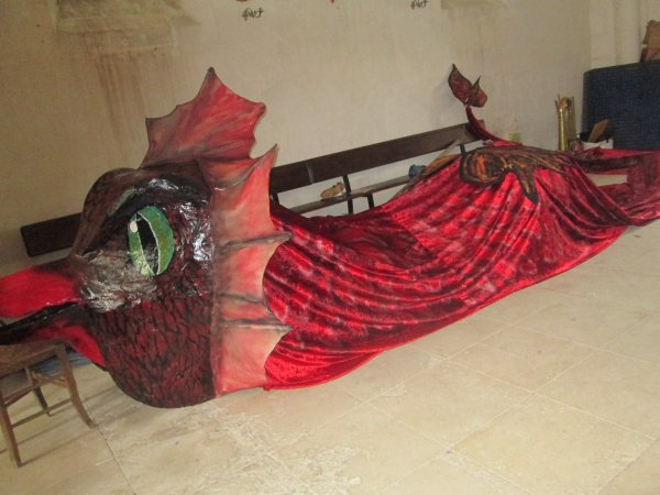ARTICLE 1081 - INSTALLATION CHAPELLE