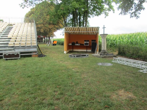 ARTICLE 1082 - INSTALLATION CHAPELLE