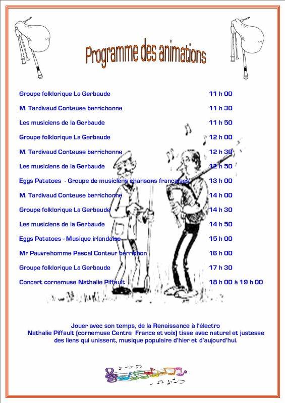 ARTICLE 1083 - MARCHE DU DIMANCHE 30 JUILLET