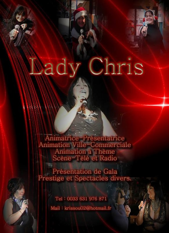 Lady Chris Animatrice