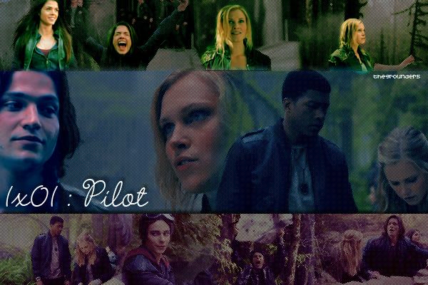 1x01 : Pilot