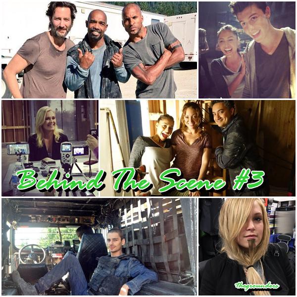 Behind The Scene Saison 3 #3