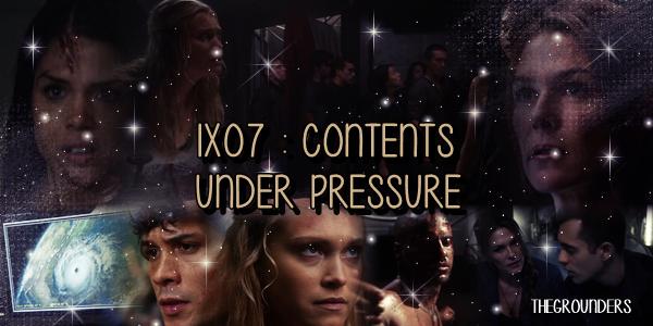 1x07 : Contents Under Pressure