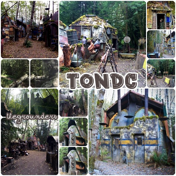 Le Camp de Kom Triku : TONDC